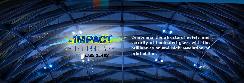 Impact Decorative Glass by Lami Glass